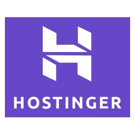 Hostinger - Good choice :D