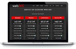 Web365 - screenshot website