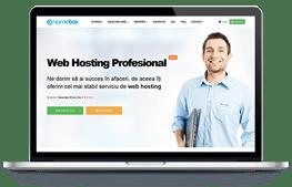 Namebox - screenshot website