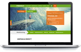Mxhost - screenshot website