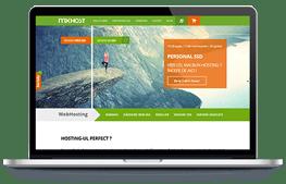 Mxhost - screenshot website